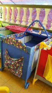 Baby Cot Complete set