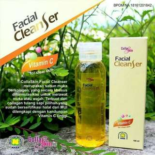 Collagen Facial Cleanser (COFC)/Agen Nasa Bekasi 081381429926