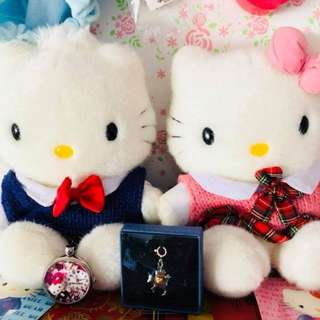 authentic hello kittu couple