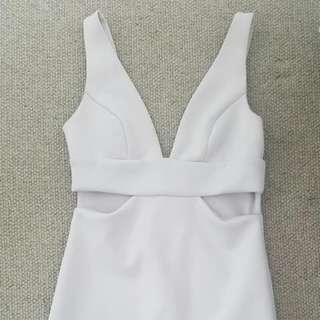 Topshop Lilac Dress