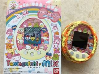 Tamagotchi X Sanrio mix 20th/西灣河至坑口交收