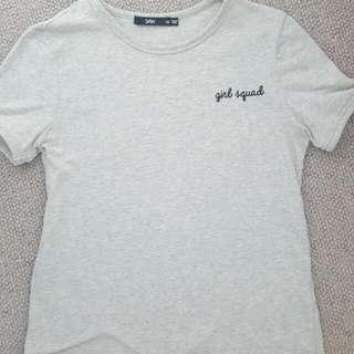Sportsgirl 'Girl Squad' Shirt