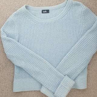 Dotti Crop Sweater