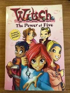 W.i.t.c.h. Book/comic