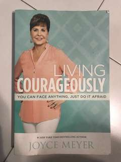 Christianity women's book-living courageously