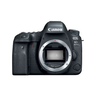 New Canon EOS 6D Mark II DSRL Body (Import Set) **READY STOCK**