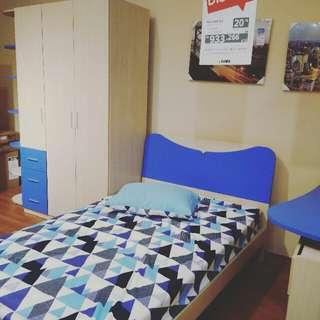 Bed Set Kamar Tidur Anak