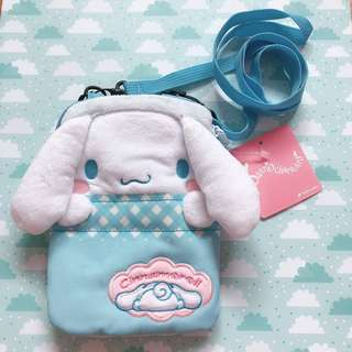 Cinnamoroll Sling Purse/ Bag/ Pouch