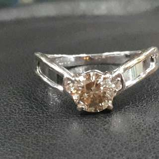 .70 Carats Engagement Ring
