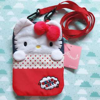 Hello Kitty Sling Purse/ Bag/ Pouch