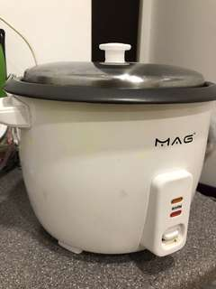 MAG Conventional Rice Cooker