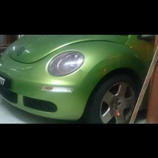 Volkswagen Beetle 1.6A - READY KL new paint