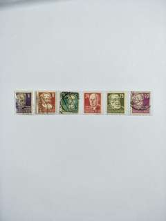 Germany stamps