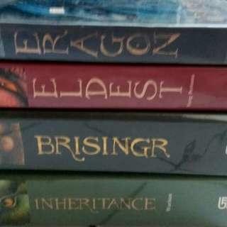 Eragon Series 4 buku