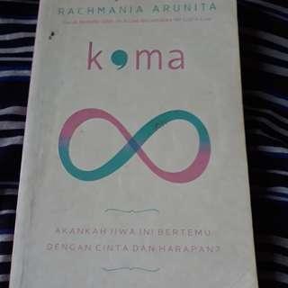 #BONUSMARET NOVEL KOMA