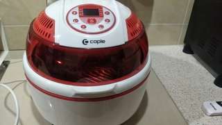 Cable air fryer