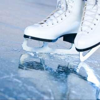 JCube Ice Skating Tickets