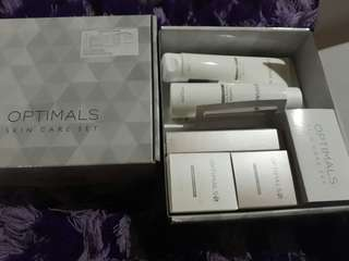 Paket Optimals skin care set