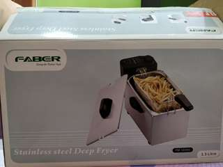 Faber stainless steel fryer, FDF1035SS