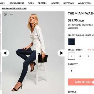 Portmans jeans