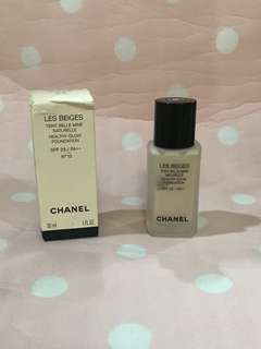Chanel Le Beiges Foundation