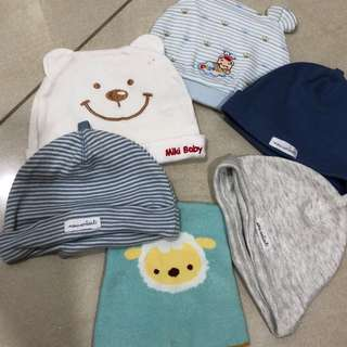 H&M Assorted Baby Cap- PRICE FOR ALL