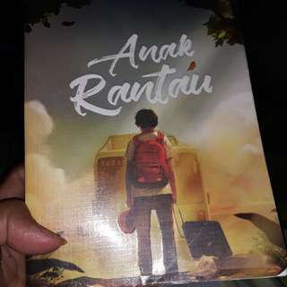 #BONUSMARET Novel Anak Rantau