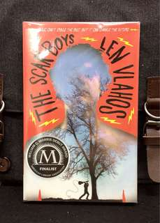 # Novel《New Book Condition +2015 William C Morris Debut Award Finalist》Len Vlahos - THE SCAR BOYS : Music Can't Erase The Past. But It Can Change The Future