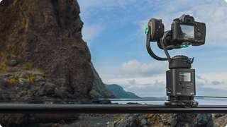 SYRP 3-AXIS TIMELAPSE and VIDEO