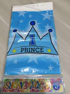 BN Prince 1 birthday