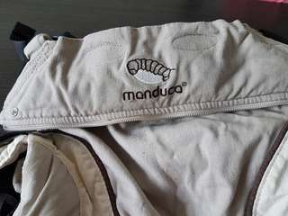 Manduca Baby Carrier in Excellent condition