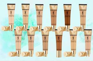 YSL Touche Éclat All-In-One Glow Foundation YSL粉底 SS18 new arrival 現貨