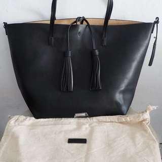 MANGO Tassel Bag Double Style Original