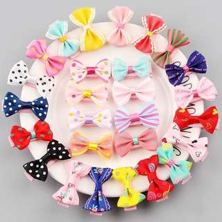 Butterfly Hair Clips (20 pieces)