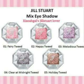 🌷Quote ur own price➡️MY FOLLOWERS ONLY🌷🚫Non Followers No Discounts🚫⭐RESTOCK MONTHLY⭐🐰AUTHENTIC & BRAND NEW IN BOX -- Jill stuart Mix tweed shimmer Eyeshadow #03 (LATEST MANUFACTURED date = FRESH)💋No Pet No Smoker Clean Hse💋