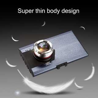 Auto Car DVR Dash Cam Video Camera LCD Recorder G-sensor IR Night
