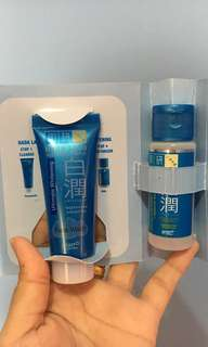 Hada Labo Ultimate Whitening - Travel size