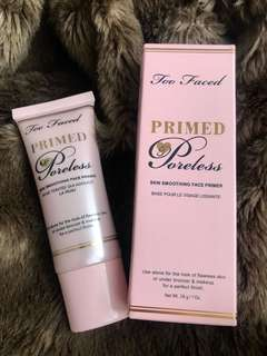 Too Faced Prime & Poreless