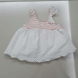 Baby Cute Top (6-9months)