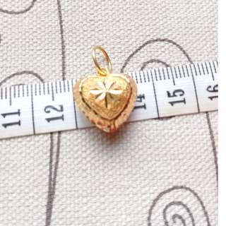 Loket Love Emas 916