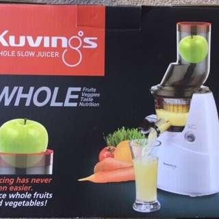 Kuvings Whole Slow Juicer B-6000