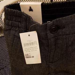 [GENUINE 50% Off] Baby Gap Ranger Pant Baby Boy