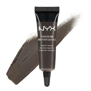 BNIB NYX Black Eyebrow Gel