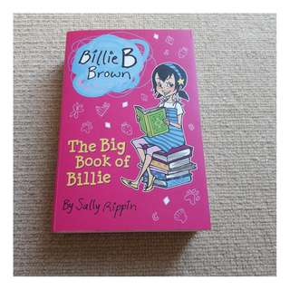 The big book of Billie by Sally Rippin