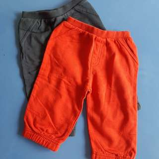 Preloved - Baby long pants (6 - 9mths)