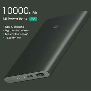 Xiaomi 小米 / Mi power bank Pro 10000 mAh, QC3.0(消委會推薦!)