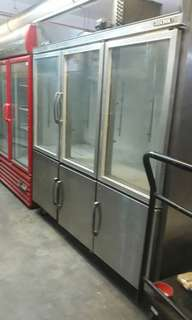 Restoran 6 door  Freezer/Chilker