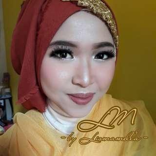 Jasa Makeup prewedding, graduation, photoshoot, invitation ect (home service Bandung area)