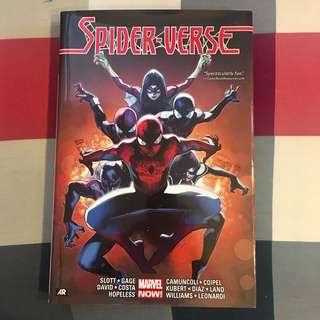 Marvel Comics Omnibus Spider-Verse HC Spider-Man