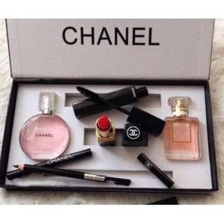 Parfum set channel